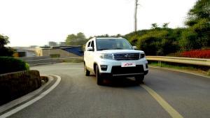 结伴出行大SUV  长安欧尚X70A自信驾驭