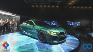 【日内瓦车展】宝马全新M8 Gran Coupe轿跑 3秒破百
