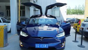 汽车也有彩蛋秀?看特斯拉Model X如何定义智能汽车