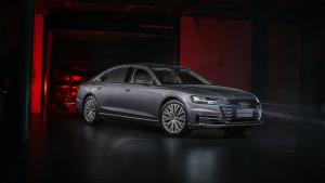 【蕉皮出品】 All New Audi A8 L,犀利男神