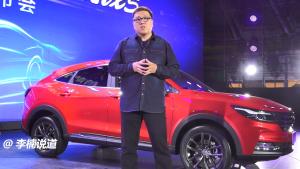 东风风光携百度打造首款智能轿跑型SUV—风光iX5