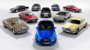 看视频,了解捷豹顶级轿车XJ近50年的演变!
