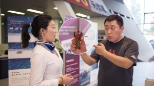 少吃一口小龙虾,豪车也能开回家!