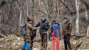 生态守护者S1E1:寒冬自驾入深山,追寻脚印初见东北虎