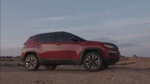 全新Jeep指南者Trailhawk高性能版越野测评!