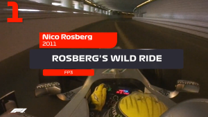 F1 | 摩纳哥大奖赛 5 大精彩车载镜头