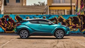 广汽丰田全球战略SUV C-HR北京车展首发