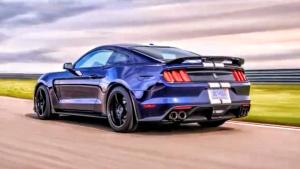为竞技而生的美式肌肉车 2019款福特野蛮谢尔比GT350