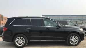 18款美规版奔驰GLS450全尺寸SUV酣畅越野新体验