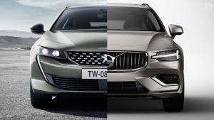 旅行车行不行?沃尔沃V60和标致508SW选哪个?