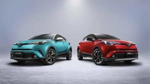 一汽丰田奕泽和广汽丰田C-HR谁更值得买?