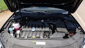 3.0升V6二手迈腾,这排量听起来就过瘾!