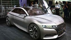 停产DS4和DS5将为纯电动新车提供生产空间