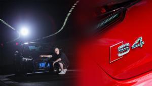 """强烈推荐""""黑包""""现车!S5车主对于奥迪S4的购车建议"""