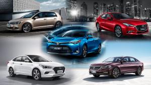 Benchmarker出品 | 最值得购买的合资紧凑轿车推荐榜