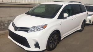丰田平行进口MPV中哪个车型销量最好?丰田塞纳