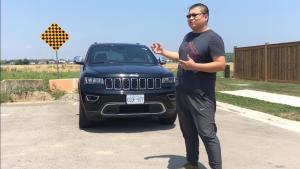 2017年Jeep大切诺基,异响我忍,一脚油门,还是失望
