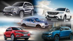 Benchmarker出品   最值得购买的自主紧凑型SUV推荐榜
