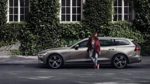 全新沃尔沃旅行车V60走心广告视频