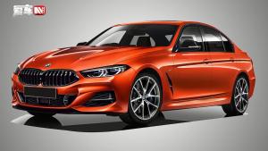 疑似2019 BMW 3系新车图流出