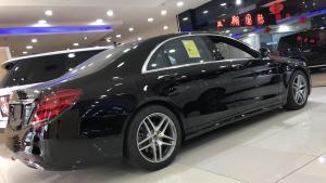18款奔驰迈巴赫S560进口 四驱豪华优雅品味