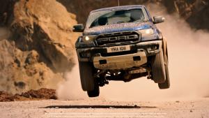 全新福特 Ford Ranger Raptor 皮卡广告