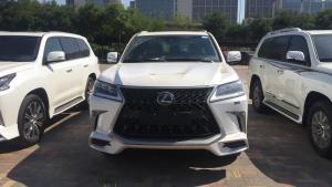 18款 雷克萨斯LX570 现车优惠,值得入手吗?