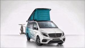 可实现车顶升降的多功能房车 2019款梅赛德斯奔驰马可