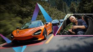 迈凯伦 720S:理工学霸用造赛车的技术造超跑