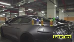 看完成都车展来看看北京改装车地库聚会