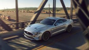 这不是你心里的那台Mustang