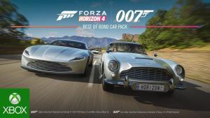 Forza Horizon 4 邦德 007 更新包预告