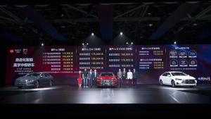 秦PRO7.98万起售 比亚迪BNA架构赚新势力造车淘金者的
