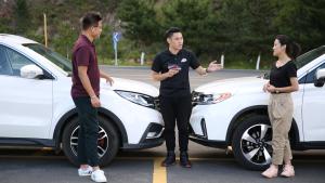 国产SUV盲测大比拼,东风风光580 vs 传祺GS4!