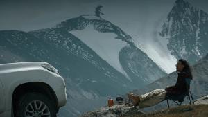一个人,一台车,一段闯入新疆的故事。