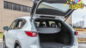 2019马自达CX-5变得更加豪华和强大
