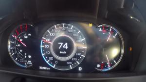 凯迪拉克CT6超级评测加速测试