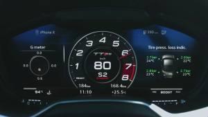 全新奥迪TT RS速度太强,评价太高,美到窒息