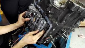 别克GL8自动变速箱维修:变速箱异响