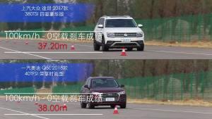 途昂 Q5L空载测试对比视频。