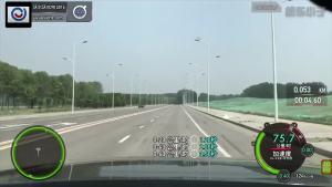 沃尔沃XC90超级评测空载刹车测试