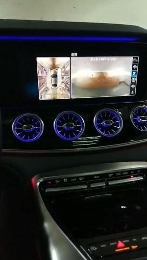 奔驰AMG GT 原厂360全景