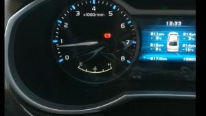 帝豪怠速不稳,故障灯点亮,换缸1和缸3点火线圈解决