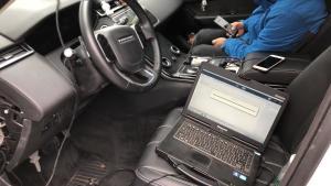 路虎星脉ACC原厂驾驶辅助系统