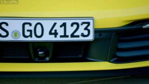 2020款保时捷911 Carrera