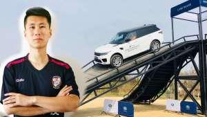 汽车VLOG 路虎的全地形科技到底有多强