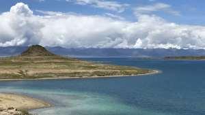 探秘西藏纳木错北岸无人缓冲区 P总驾车在旅行