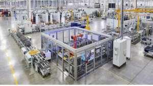 通用电气在捷豹路虎工厂的应用