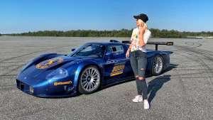 MC12赛道版中唯一可上路的它,是玛莎拉蒂最后的传奇!
