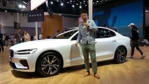 大炮评车:广州车展,大炮带你看沃尔沃全新S60